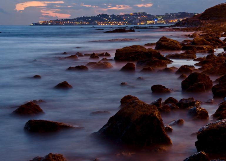 Costa del Sol view