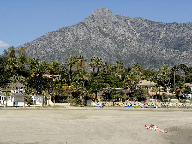 Development Marbella property market