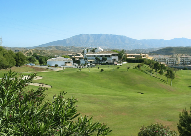 Golf and properties on Costa del Sol