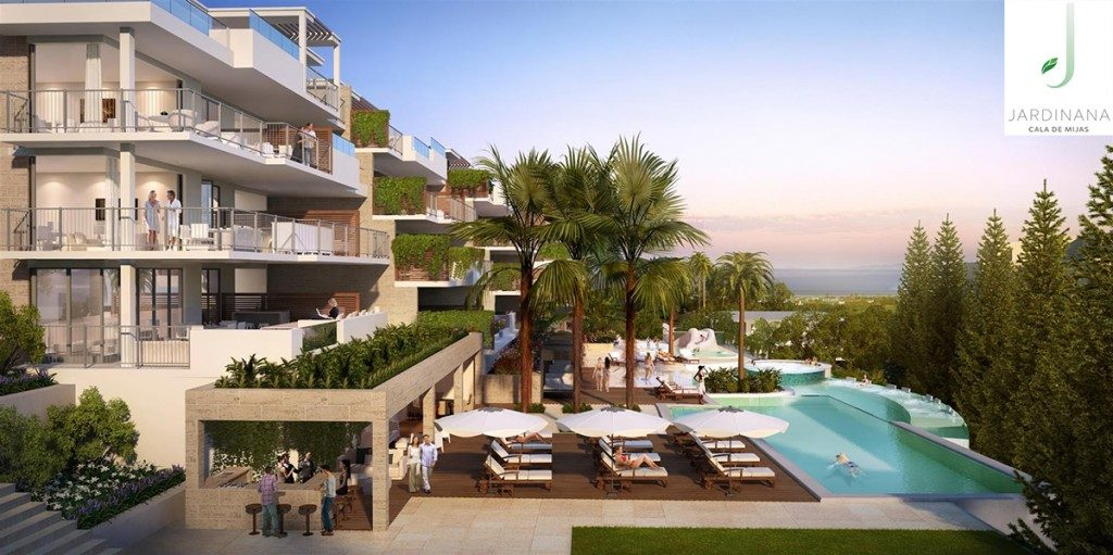 New apartments in La Cala Spain
