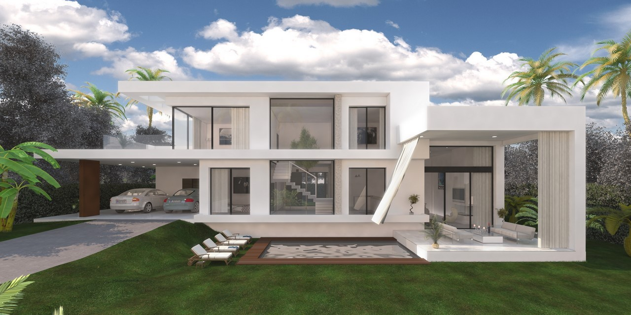 New villa in Estepona