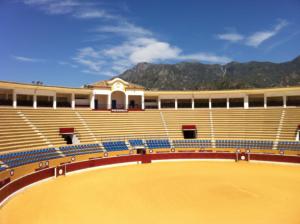 Nueva Andalucia bull ring