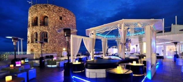 Restaurant in Puerto Banus