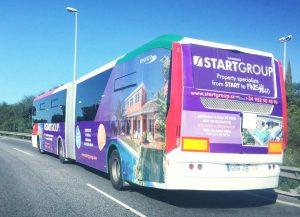 StartGroup Calahonda Bus