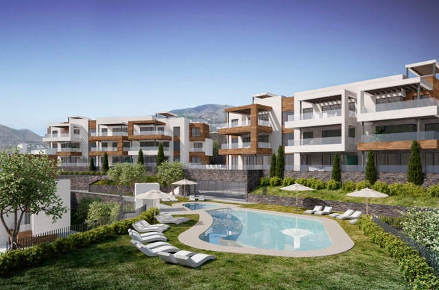 New Construction Fuengirola