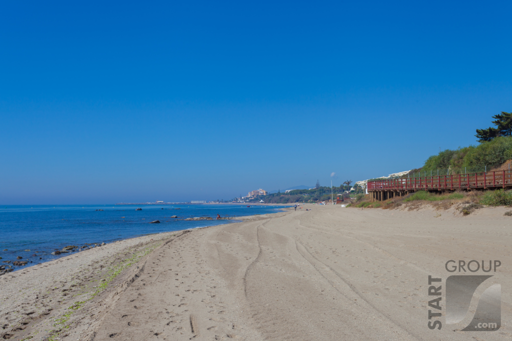 Royal Beach in Calahonda