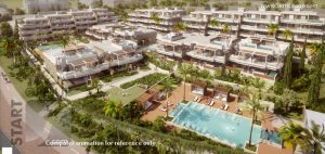 Lotus Jardinana New development Costa del Sol Spain