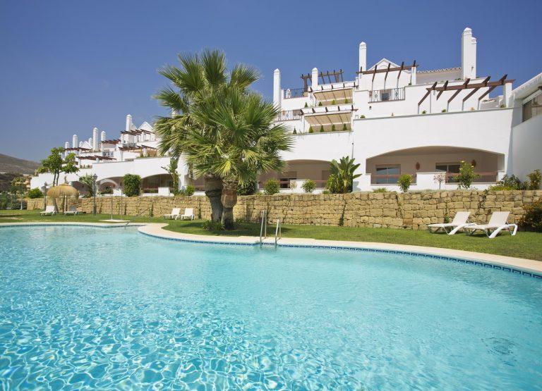 Development in Nueva Andalucia Costa del Sol