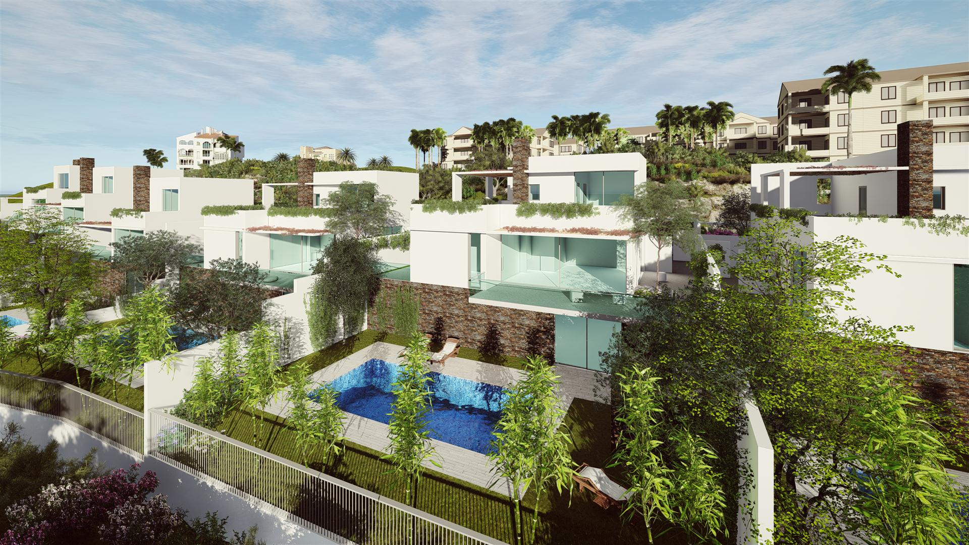 New Development in la cala hills