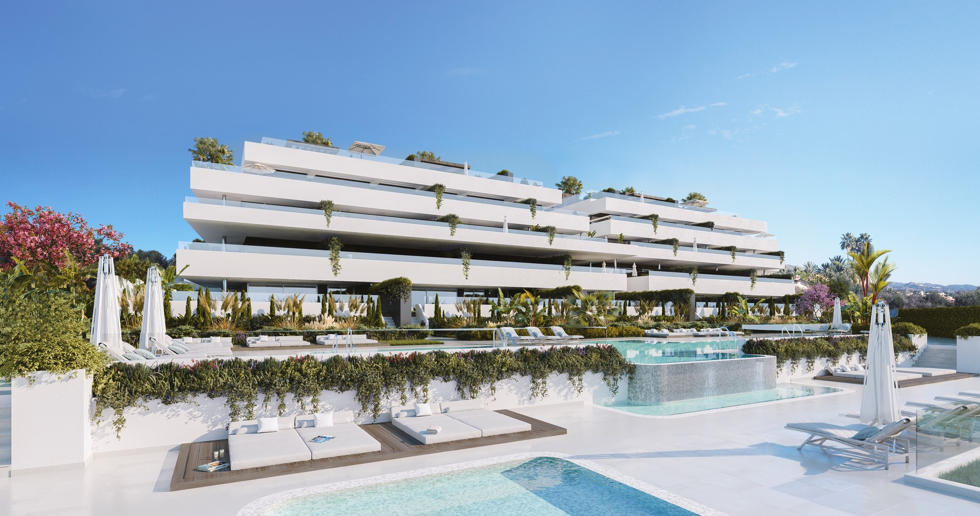 New development in Estepona