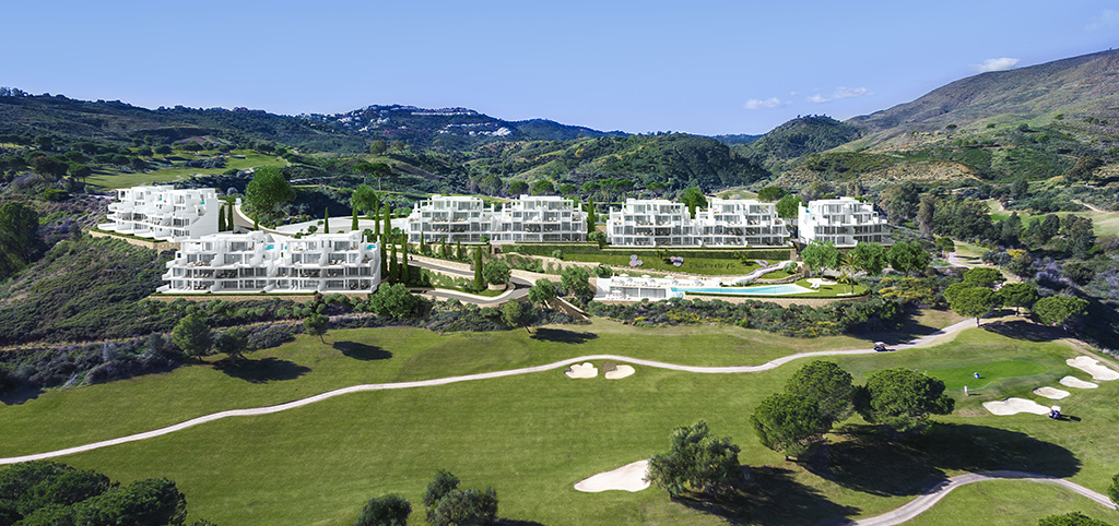 New development golf La Cala