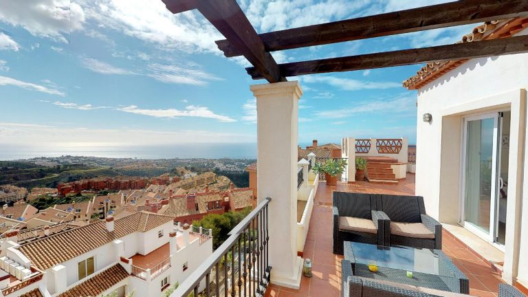 Beautiful Penthouse for sale in Calahonda