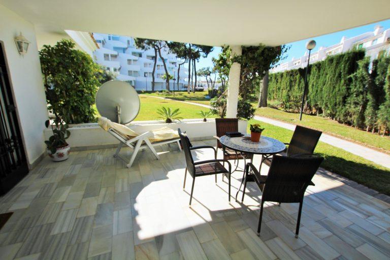 Beautiful Ground floor for sale in Calahonda