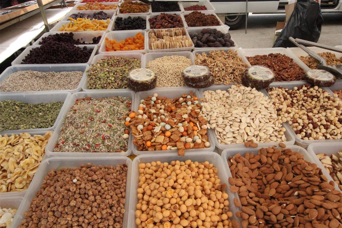 La Cala de Mijas Street Market Spices for sale