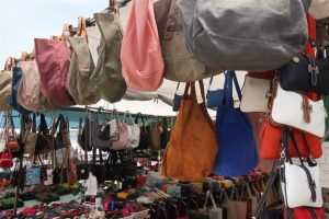 La Cala de Mijas Street Market handbags for sale