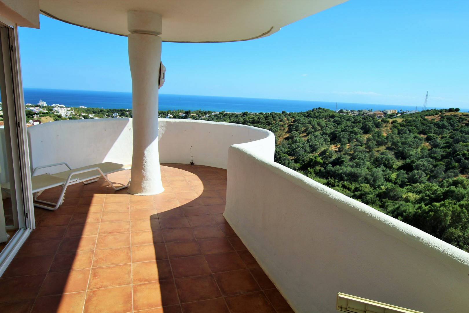 Amazing penthouse for sale in Calahonda
