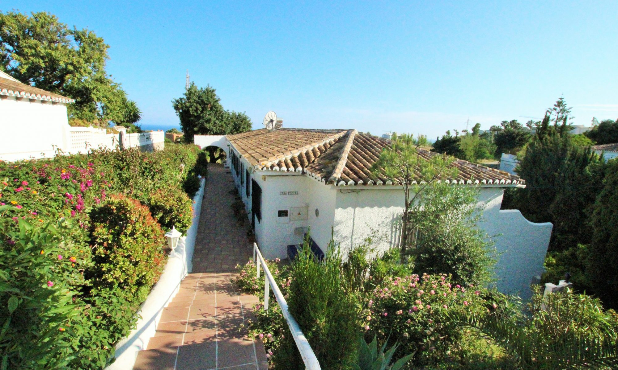 Townhouse for sale in Benalmadena.