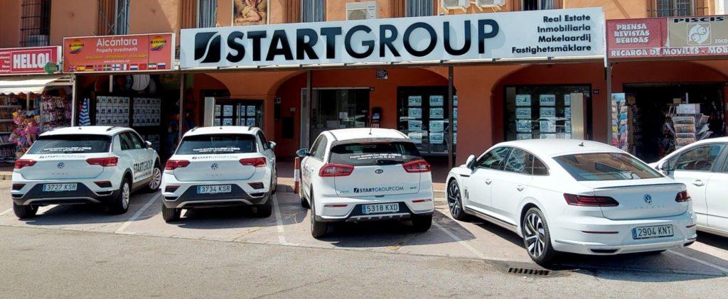 StartGroup Makelaar Calahonda