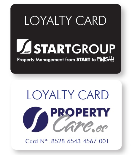 StartGroup Loyalty Card