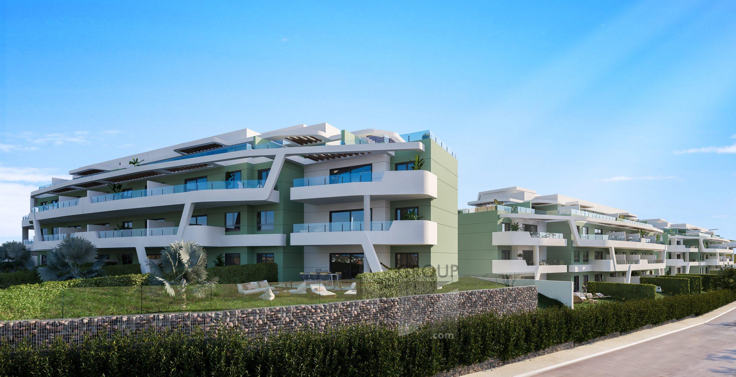 ipanema new development for sale costa del sol