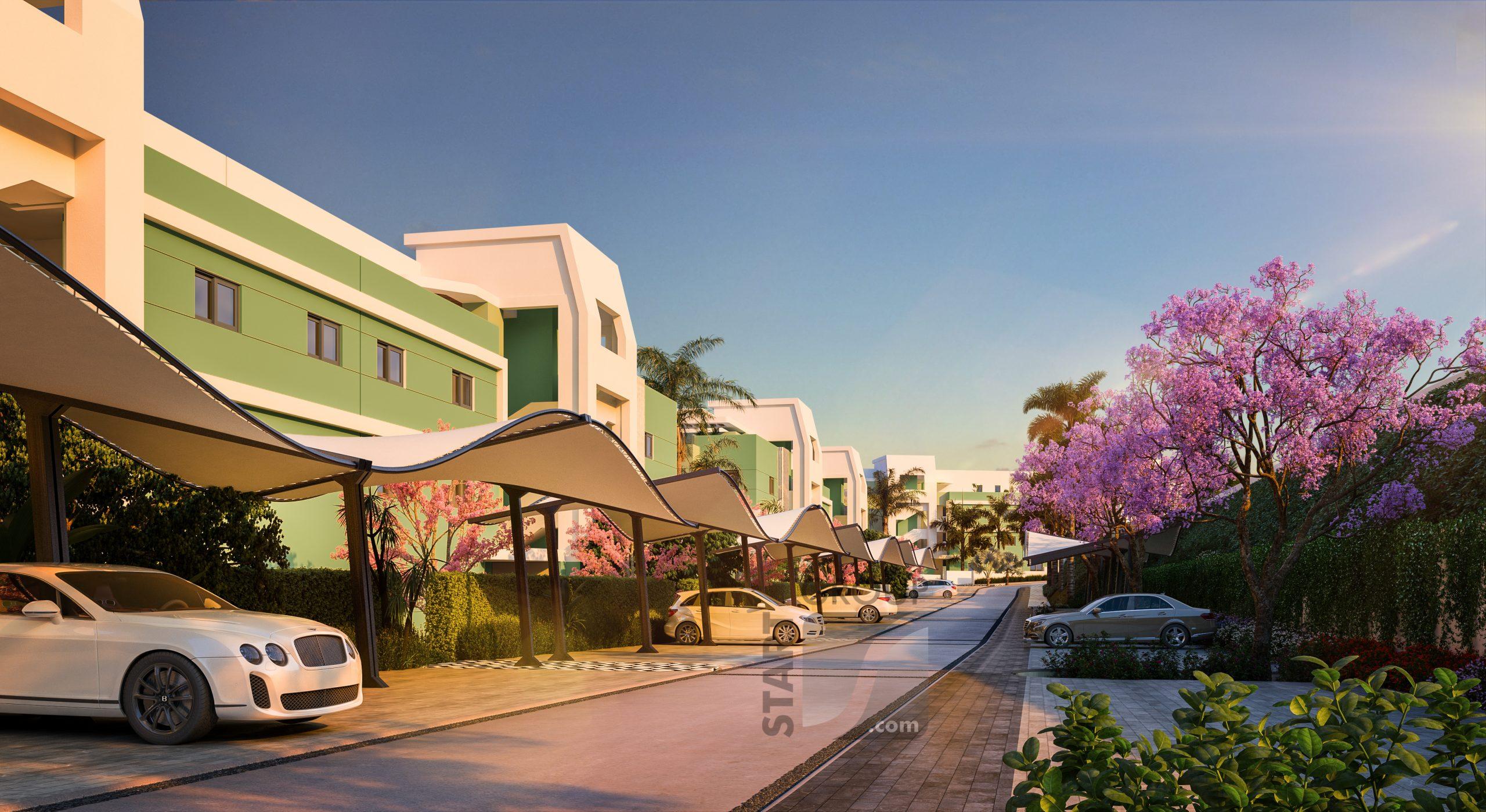 ipanema new development with private parking la cala de mijas