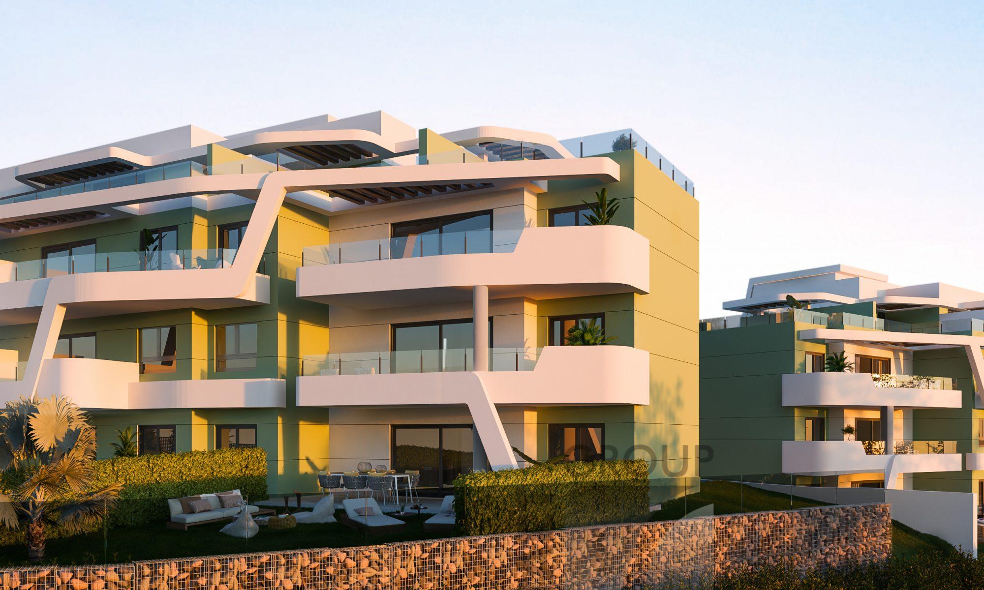 Ipanema La Cala new development