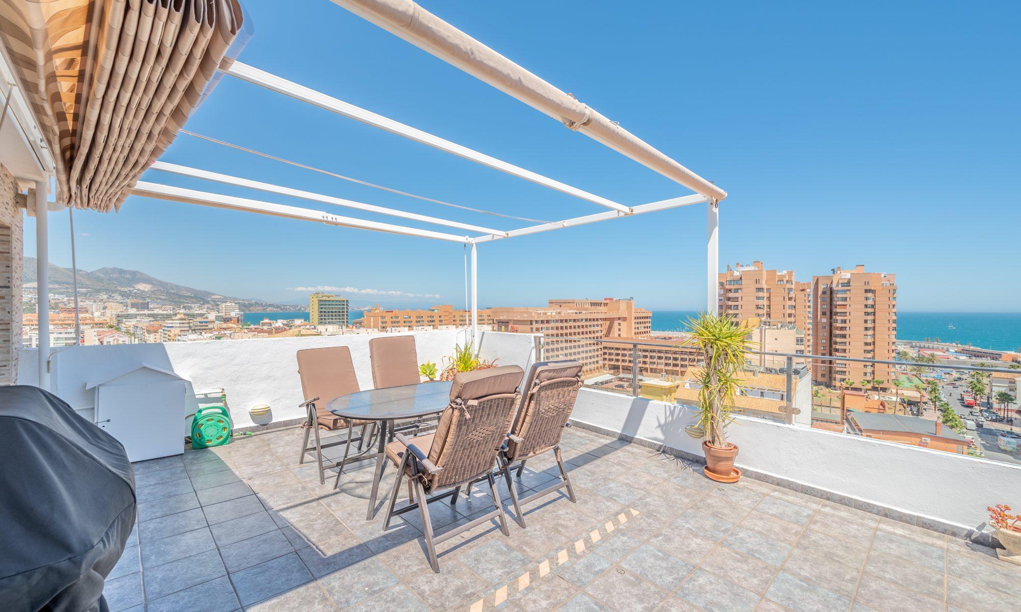 Penthouse for sale Fuengirola Centre